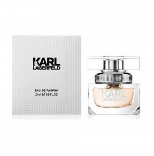 KARL LAGERFELD 25ML EDP SPRAY FOR WOMEN BY KARL LAGERFELD