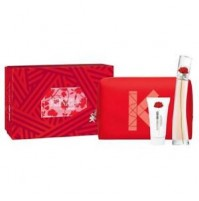 KENZO FLOWER 50ML EDP 3PC GIFT SET FOR WOMEN BY KENZO