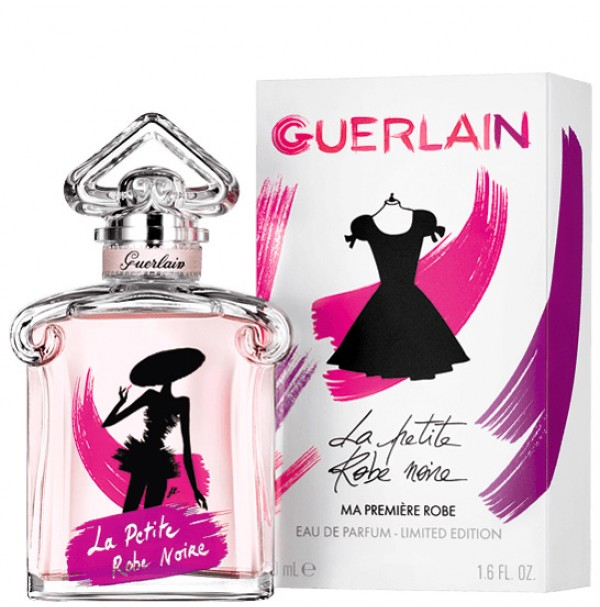 LA PETITE ROBE NOIRE MA PREMIERE ROBE 2016 50ML EDP SPRAY FOR WOMEN BY GUERLAIN
