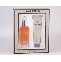 LAGERFELD CLASSIC 100ML GIFT SET 2PC FOR MEN BY LAGERFELD