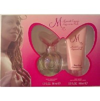LUSCIOUS PINK 50ML GIFT SET 2PC WOMENS EDP PERFUME SPRAY BY MARIAH CAREY
