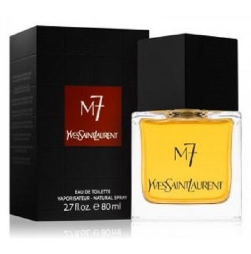 M7 ABSOLU OUD LA COLLECTION 80ML EDT SPRAY FOR MEN BY YVES SAINT LAURENT
