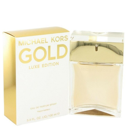 MICHAEL KORS GOLD LUXE EDITION 100ML EDP SPRAY FOR WOMEN BY MICHAEL KORS
