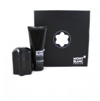 MONT BLANC EMBLEM 60ML 2PC GIFT SET MENS PERFUME SPRAY EDT BY MONT BLANC
