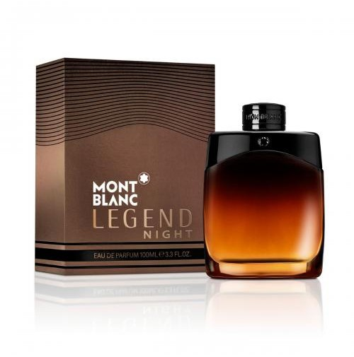 MONT BLANC LEGEND NIGHT 100ML EDP SPRAY FOR MEN BY MONT BLANC