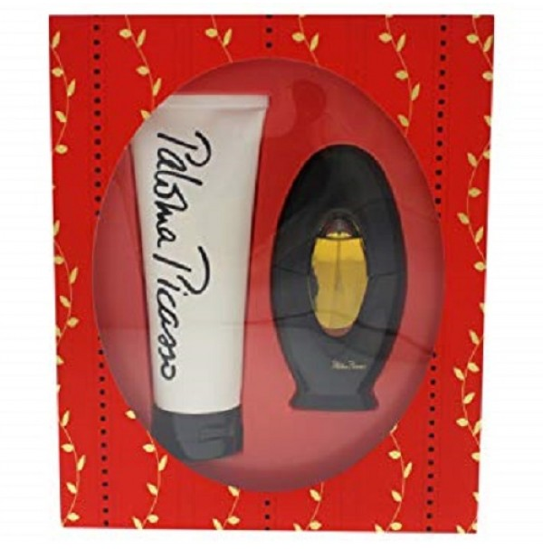 PALOMA PICASSO 50ML GIFT SET EDP WOMEN PERFUME SPRAY BY PALOMA PICASSO