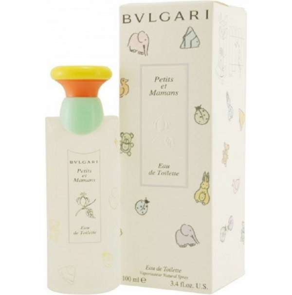 BVLGARI PETITS ET MAMANS 100ML EDT FOR KIDS & BABIES BY BVLGARI