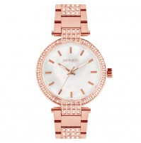 PIERRE CARDIN LADIES WATCH STYLE 5653 ROSE GOLD BY PIERRE CARDIN