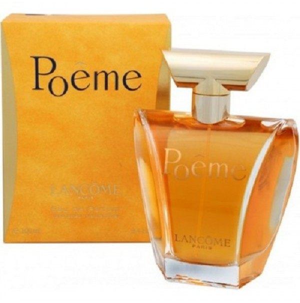 POEME 100ML EDP SPRAY FOR WOMEN (ORIGINAL VERSION) BY LANCOME