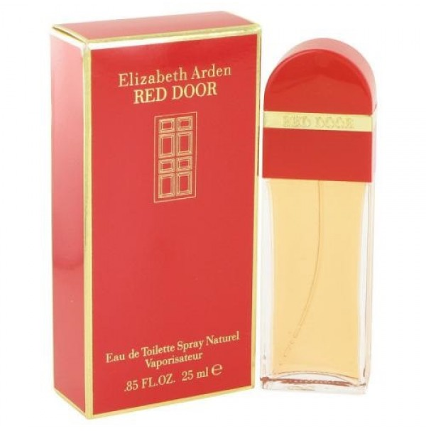 RED DOOR 25ML EDT SPRAY FOR WOMEN (OLD PACKAGING) BY ELIZABETH ARDEN