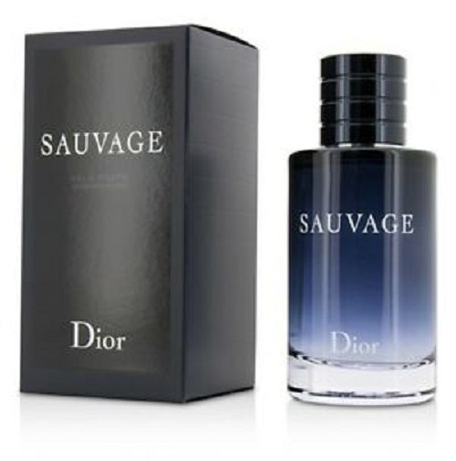 SAUVAGE 100ML EDT SPRAY FOR MEN BY CHRISTIAN DIOR