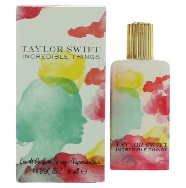 TAYLOR SWIFT INCREDIBLE 30ML EDP SPRAY FOR WOMEN BY TAYLOR SWIFT - DISCONTINUED