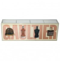 JEAN PAUL GAULTIER MINIATURE SET UNISEX BY JEAN PAUL GAULTIER - RARE TO FIND