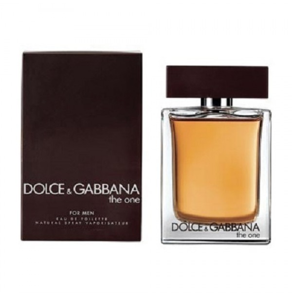 THE ONE FOR MEN 50ML EDT SPRAY PERFUME BY DOLCE & GABBANA