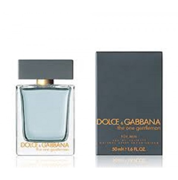 THE ONE GENTLEMEN FOR MEN 50ML EDT SPRAY PERFUME BY DOLCE & GABBANA