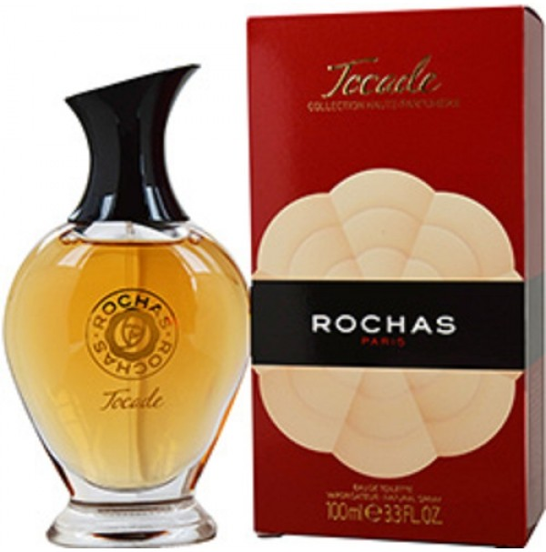 TOCADE 100ML EDT PERFUME SPRAY WOMEN BY ROCHAS. NEW  PACKAGING