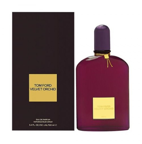 TOM FORD VELVET ORCHID 100ML EDP SPRAY FOR WOMEN BY TOM FORD