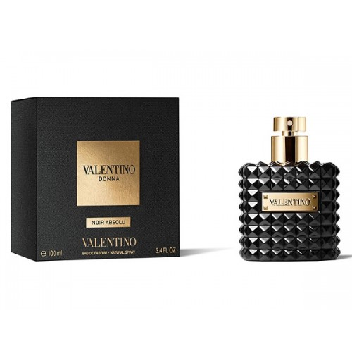 VALENTINO DONNA NOIR ABSOLU 100ML EDP SPRAY FOR WOMEN BY VALENTINO