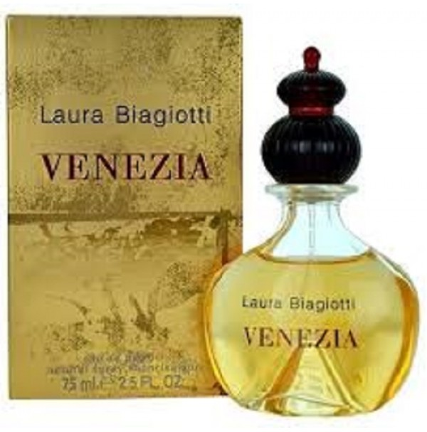 VENEZIA 75ML EDP PERFUME FOR WOMEN 2011 BY LAURA BIAGOTTI. RARE TO FIND