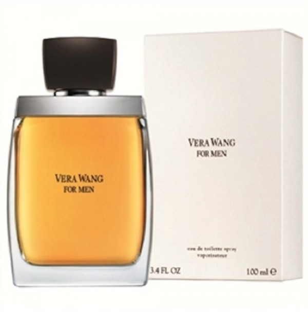 VERA WANG FOR MEN 50ML EDT PERFUME SPRAY BY VERA WANG