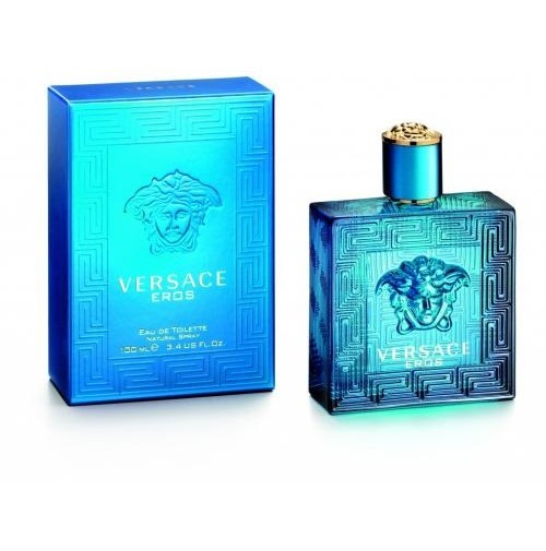VERSACE EROS 200ML EDT SPRAY FOR MEN BY VERSACE