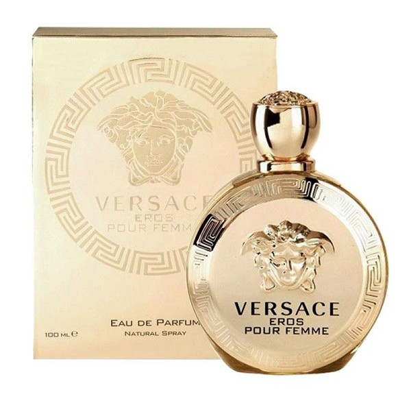 VERSACE EROS POUR FEMME 100ML EDP SPRAY FOR WOMEN BY VERSACE