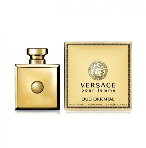 VERSACE POUR FEMME OUD ORIENTAL 100ML EDP SPRAY FOR WOMEN BY VERSACE