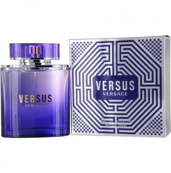 VERSUS VERSACE 30ML EDT SPRAY FOR WOMEN BY VERSACE