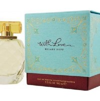 WITH LOVE 100ML EDP SPRAY FOR WOMEN (UNSEALED) BY HILARY DUFF - RARE TO FIND