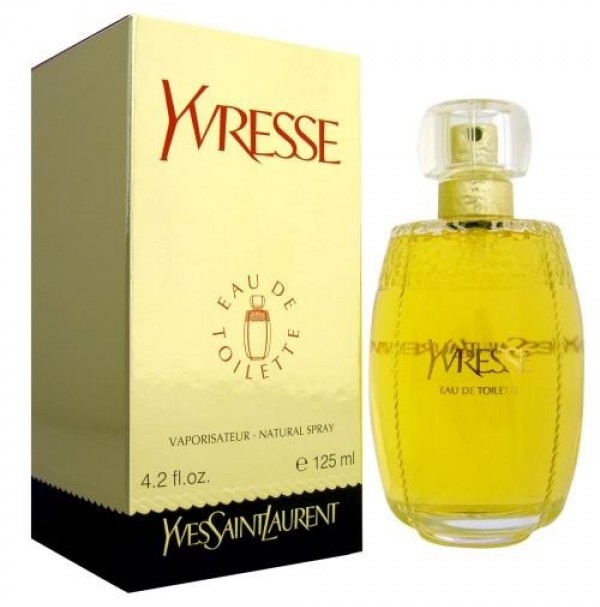 YVRESSE 125ML EDT SPRAY FOR WOMEN BY YVES SAINT LAURENT - RARE TO FIND