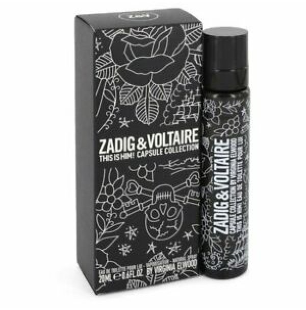 ZADIG & VOLTAIRE THIS IS HIM! 20ML EDT SPRAY BY ZADIG & VOLTAIRE