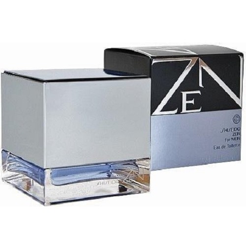ZEN FOR MEN 100ML MENS PERFUME EDT SPRAY BY SHISEIDO