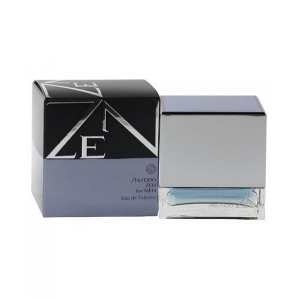 ZEN FOR MEN 50ML EDT SPRAY BY SHISEIDO