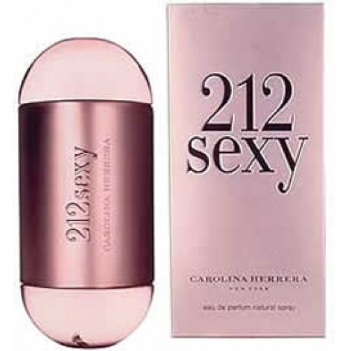 212 SEXY FOR WOMEN 100ML EDP SPRAY BY CAROLINA HERRERA