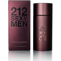 212 SEXY 100ML EDT SPRAY FOR MEN BY CAROLINA HERRERA