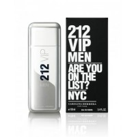 212 VIP MEN 100ML EDT SPRAY BY CAROLINA HERRERA