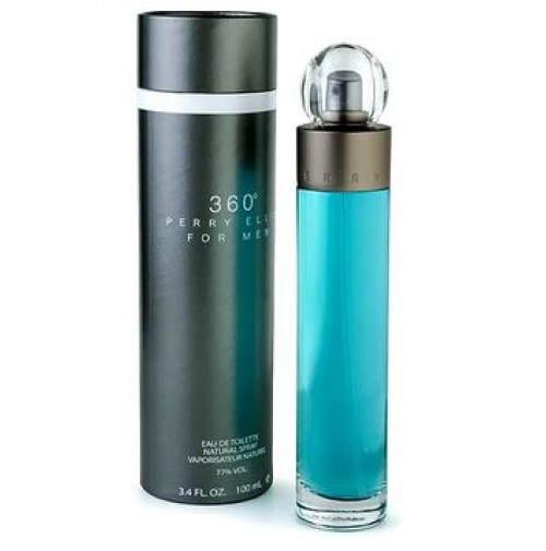 360 DEGREES MEN 100ML EDT BY PERRY ELLIS