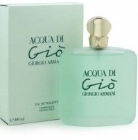 ACQUA DI GIO 100ML EDT SPRAY FOR WOMEN BY GIORGIO ARMANI