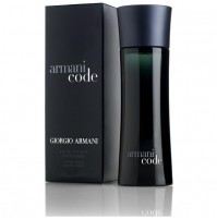 ARMANI CODE MEN 125ML EDT SPRAY (POUR HOMME) BY GIORGIO ARMANI