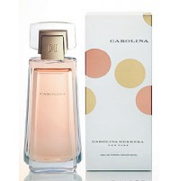 CAROLINA 100ML EDT SPRAY FOR WOMEN BY CAROLINA HERRERA