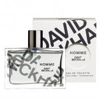 DAVID BECKHAM HOMME 75ML EDT SPRAY BY DAVID BECKHAM. NEW RELEASE