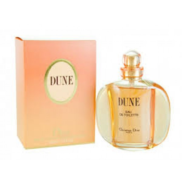 DUNE 100ML EDT PERFUME FOR WOMEN SPRAY BY CHRISTIAN DIOR