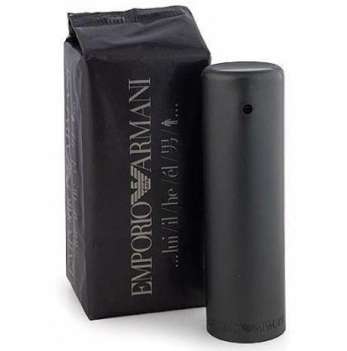 EMPORIO ARMANI HE 100ML EDT SPRAY FOR MEN BY GIORGIO ARMANI