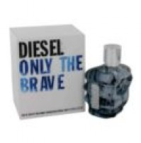 DIESEL ONLY THE BRAVE 75ML EDT SPRAY FOR MEN BY DIESEL